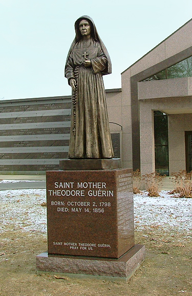 Fort Wayne - St. Mother Guerin